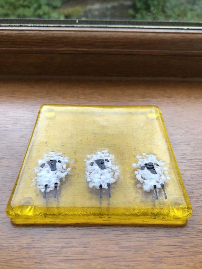Triple Sheep Coaster