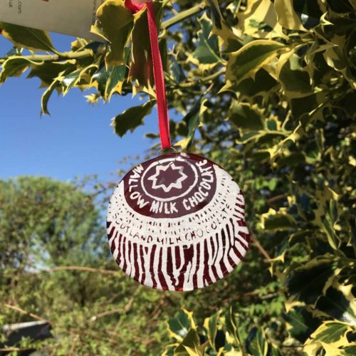 Tunnocks Sun Catcher